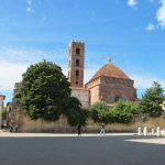 イタリアのルッカの風景