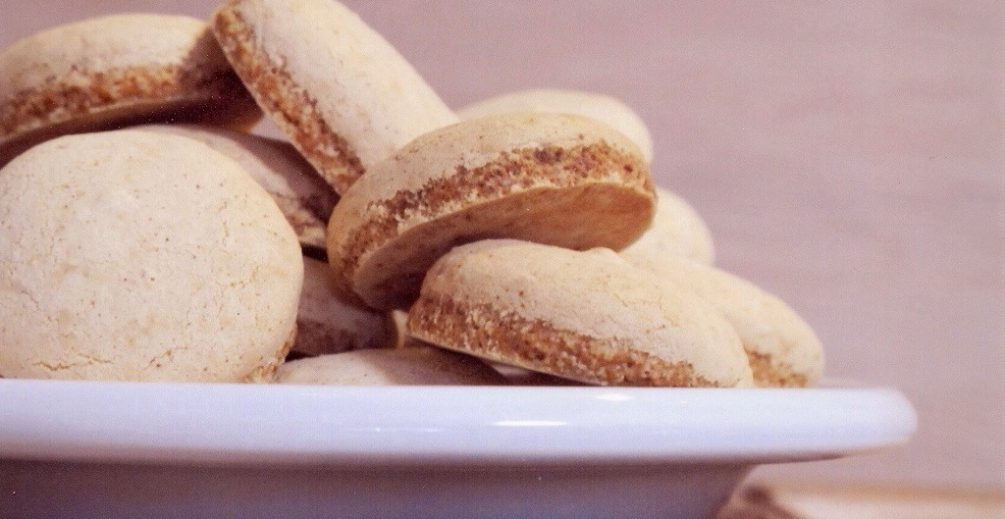 アーモンドとアニスのクッキー