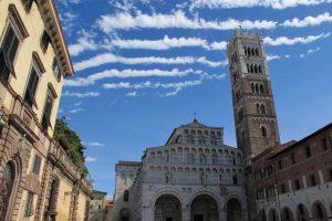 ルッカのサン・マルティーノ大聖堂