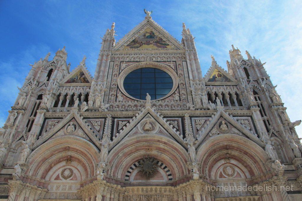 イタリアのシエナ大聖堂
