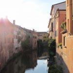 イタリアのマントヴァの風景