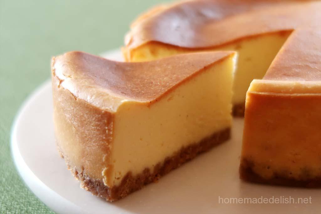 ベイクド チーズ ケーキ の 作り方