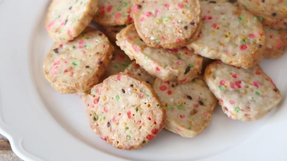 チョコバナナクッキー
