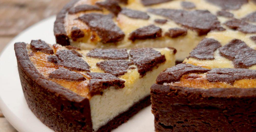 ドイツのロシア風チーズケーキ、Russischer Zupfkuchen