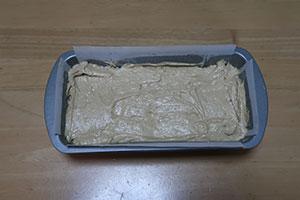黒糖パウンドケーキのレシピ