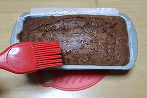 ココアのパウンドケーキのレシピ