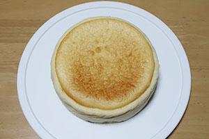 ヨーグルトスフレのレシピ